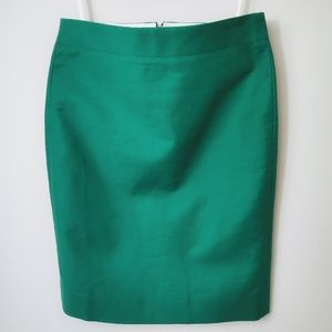 J.Crew Pencil Skirt Size 2